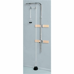 Bailey Folding Overhead Wall Pulley System