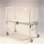 Standard Crib (Child, Chrome Finish, Crank Fowler)