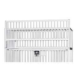"Crib Cage Top for use with Standard Child Cribs - 30"" x 60"""