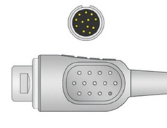 Philips Direct Connect, One-Piece ECG Cable