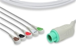 Mindray Direct Connect, One-Piece ECG Cable