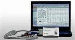 Care Center PC-Based EKG Machine w/ Stress Test (USB)