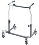 Drive Bariatric Steel Wheeled Walker