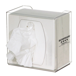 Bowman Task Wipe Dispenser - Small