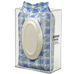 Bowman Personal Wipe Dispenser - Short - Thick