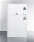 AccuCold CP351WLLF2MED Undercounter Refrigerator/Freezer