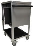 Imaging Plate Transport Cart, Mini