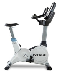 TRUE Fitness CS400 Upright Bike