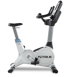 TRUE Fitness CS900 Upright Bike
