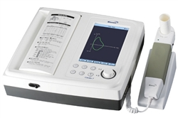 Bionet Cardio7-S Interpretive ECG Machine and Spirometer