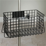 Clinton IV Pole Wire Basket