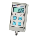 -8 to 25 PSI Range with CmH2O unit selection, 0.1% Accuracy