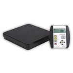 Detecto Healthcare Scale - Digital - 400lb x 0.2lb / 180kg x 0.1kg