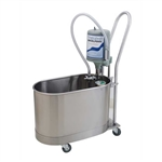 15 Gallon Extremity Whirlpool (Mobile with Handle)