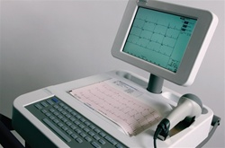 Burdick Quinton Eclipse Premier ECG Machine