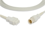 Datascope SpO2 Adapter Cable 0012-00-0516-02