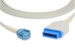 OxyTip OXY-ES3 Compatible SpO2 Adapter Cable