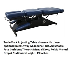 Pivotal Health Trademark Adjusting Table