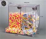 Poltex Double Bulk Earplug Dispenser (Magnets 4)