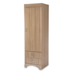 Novum Medical Embassy Series Wardrobes - 2 Door - 2 Drawers