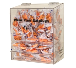 Bowman Hearing Protection Dispenser - Single Bin