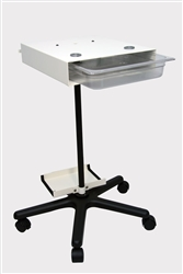 Bovie Aaron ESMS-C Mobile Stand & Bottom Tray