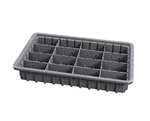 Harloff Exchange Tray w/ Adjustable Dividers (Used for 3-Inch Drawers)