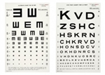 Dukal Tech-Med Illuminated Eye Test Charts