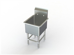 Single Bowl Sink (NSF)