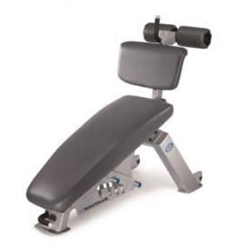 Nautilus Adjustable Abdominal Bench