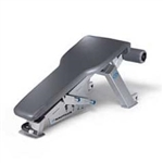 Nautilus Adjustable Decline Bench