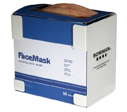 Bowman Face Mask Dispenser - Tie Style
