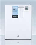 AccuCold FF28LWHPLUS2 Countertop Refrigerator w/NIST Calibrated Temperature Display