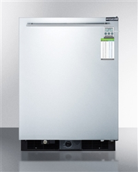 FF590SSHHPLUS Wide Range Undercounter All-Refrigerator w/Traceable Thermometer