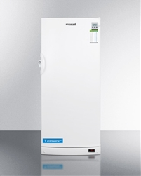 AccuCold FFAR10MEDDT Full-Sized Vaccine Refrigerator w/ Alarm, Side Lock & Digital Thermostat