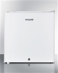 AccuCold FFAR21L Compact All-Refrigerator w/Lock (Manual)