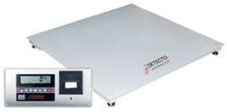 Detecto In-Floor Medical Scale