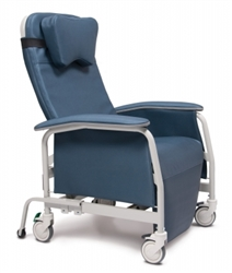 Lumex Deluxe Preferred Care® Recliner Series-Wide