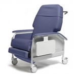 Lumex Extra-Wide Clinical Care Recliner