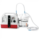 OptiVac® AC/DC Portable Aspirator with Gauge & Regulator