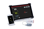 Guardian Angel® GA1000Rx Digital Vital Sign Local Monitor System (SpO2 Only)
