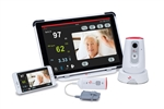 Guardian Angel® GA2000Rx Digital Vital Sign Remote Monitor System (SpO2 Only)