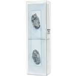 Bowman Double Glove Box Dispenser - Double - Space Saver