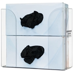 Bowman Glove Box Dispenser - Double