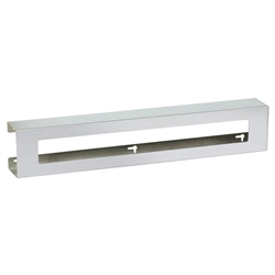 Clinton Triple Slimline Stainless Steel Glove Box Holder