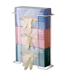 Bowman Glove Box Dispenser - Triple