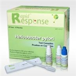 Rapid Response H. pylori Test Kit 15/box