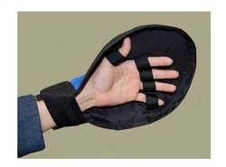 Open Palm Hand Guard Mittens
