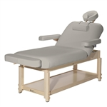Pivotal Health Aura Lift Back Signature Spa Series Stationary Table