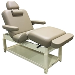 Pivotal Health Aura Deluxe Signature Spa Series Stationary Table